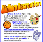 recreation flyer